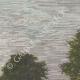 DÉTAILS 02   Vue du Sutti Chowra Ghat sur le Gange à Kampur (Inde)