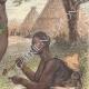 DÉTAILS 05   Femmes Bongo - Groupe ethnique (Soudan du Sud)