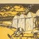 DÉTAILS 02   Combat Aérien - WW1 - École d'Aviation - Le Pingouin - Elèves pilotes