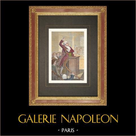 Kronika Rewolucji Francuskiej | Na sprzedaż zbiór 113 drzeworyty