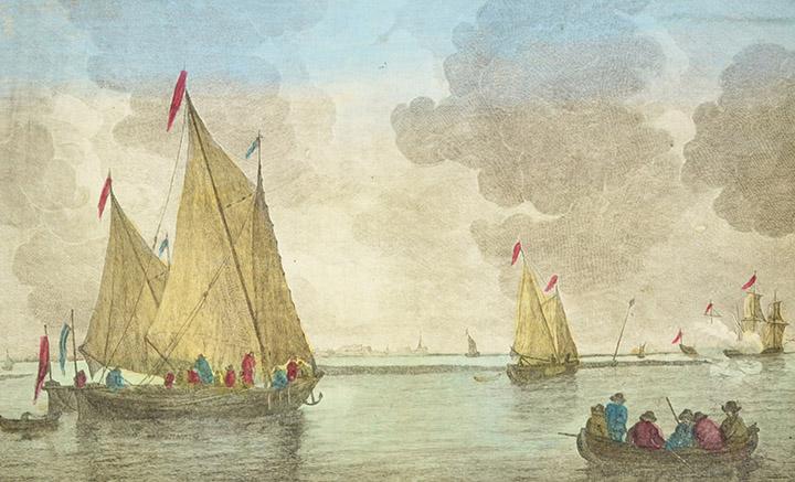 Optical view of Haarlemmermeer (Holland)
