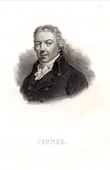 Portrait of Edward Jenner (1749-1823)