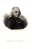 Portrait of Charles-Michel de l'�p�e - Abb� de L'�p�e (1712-1789)