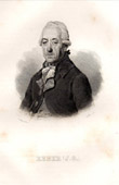 Portrait de Jean Georges Reber (1731-1816)