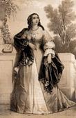 Portrait of Madeleine de Scud�ry (1607-1701)