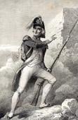 Portrait of  Latour d'Auvergne (1743-1800)