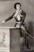 Portrait of Jean-Paul Marat (1743-1793)