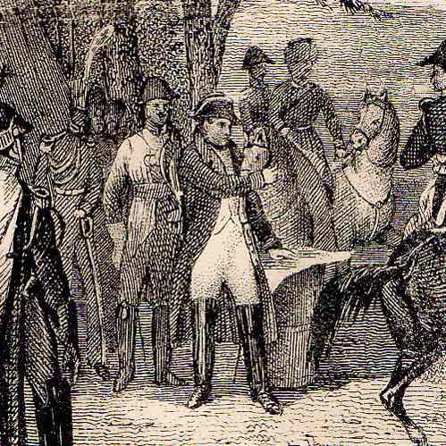 Stampe antiche guerre napoleoniche campagna di russia for Stampe di campagna francese