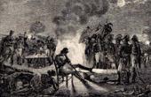 Stich von Napoleon Bonaparte - Napoleonische Kriege - Koalitionskriege - Schlacht bei Austerlitz (1805)