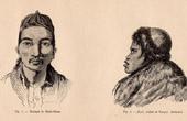 Anthropologie - Asien - Mann von Indochina - Mann von Vangari - Ozeanien