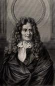 Portrait of Boileau (1636-1711)
