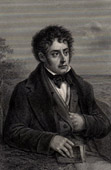 Portrait of Chateaubriand (1768-1848)