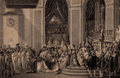 The Coronation of Napoleon (Jacques-Louis David)