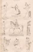 Italian Sculpture - Ancient Rome - Julius Caesar - Apollo - Aphrodite