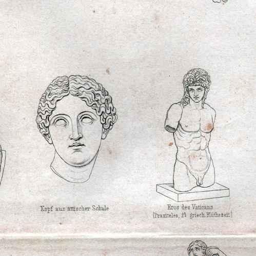 Escultura Griega Escultura Griega Antigua