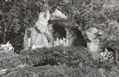 Palace of Versailles - Château de Versailles - Gardens - Apollo's Grotto - Grottes d'Apollon