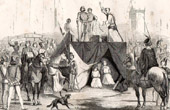 Decapitation - Execution of Jacques d'Armagnac Duke of Nemours