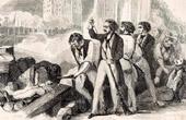 Canut Revolts in Lyons (April 1834)
