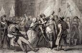 Révolution française - Le Peuple aux Tuileries (20 Juin 1792) - Louis XVI - Bonnet Phrygien