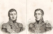 Marshal of the Empire and General of Napoleon - Compans - Colaud