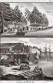 Fischen - Fischerboot - 1793 - Plate 112 - Sammlung Diderots Enzyklop�die