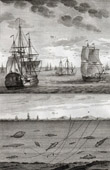 Fishing - Fishing Boat - Cod Fishing - 1793 - IN-FOLIO - Plate 103 - Collection of the Diderot's Encyclop�die