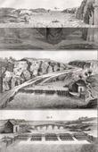 Fischen - LachsFischerei - 1793 - IN-FOLIO - Plate 95 - Sammlung Diderots Enzyklop�die
