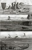 Fischen - Fischerboot - 1793 - IN-FOLIO - Plate 90 - Sammlung Diderots Enzyklop�die