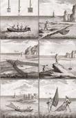 Fischen - 1793 - IN-FOLIO - Plate 88 - Sammlung Diderots Enzyklop�die