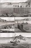 Fischen - Fischerboot - 1793 - IN-FOLIO - Plate 86 - Sammlung Diderots Enzyklop�die