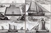 Fischen - Fischerboot - 1793 - IN-FOLIO - Plate 35 - Sammlung Diderots Enzyklopädie