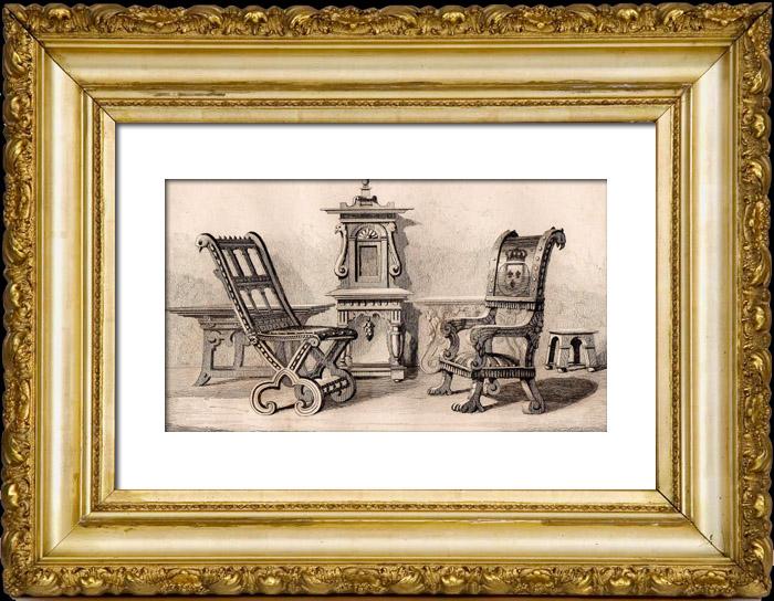 muebles siglo: