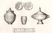 Ancient objects Greek - Philip II of Macedon (382-336 before J.C.) - Vases
