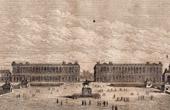 History and Monuments of Paris - Place de la Concorde - Hôtel du Garde-Meuble de la Couronne (17th Century)