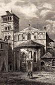 Church of Saint-Andr�-le-Bas at Vienne (France)
