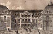 Palace of Versailles - Ch�teau de Versailles - Cour de Marbre