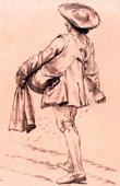 Le Semeur (Edmé Bouchardon)
