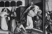 Angel - Saint Peter Released by the Angel (Konrad Witz)