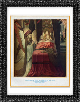 Angel - The Dream of Saint Ursula (Master of St Severin)