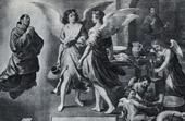 Angel - The Angel's Kitchen (Bartolom� Esteban Murillo)