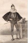 Portrait of Henry III (1551-1589)