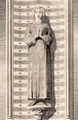 Statue of Louis, eldest Son of Saint Louis (1244-1260)