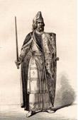 Portrait of Geoffrey Plantagenet (1113-1151)
