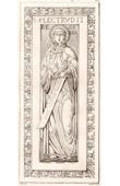 Burial of Plectrudis (vers 650-vers 717)