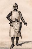 Chevalier - Jean de la Lande seigneur de Montpoignant - XIIIème Siècle