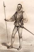 Portrait of Charles of Lorraine, Duke of Mayenne (1554-1611)