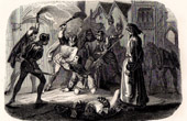 Murder of Louis, Duke of Orl�ans in the streets of Paris  (November 23, 1407)
