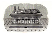 Grave of Philip the Bold (1342-1404)