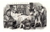Death of Charles V,  King of France called Charles the Wise (1338-1380)