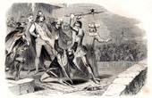 Assassination of John the Fearless (september 10th 1419)